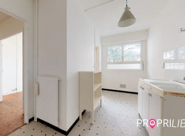 75020 - Cuisine - Paris 20ème - 3 pièces à vendre à Gambetta avec PropriLib l'agence immobilière à prix fixe