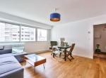 Séjour - Chambre 1 - Paris 20ème Ménilmontant - appartement à vendre avec PropriLib, l'agence immobilière à commission fixe 3990€