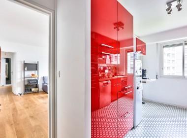 Cuisine - Ménilmontant - appartement à vendre avec PropriLib, l'agence immobilière à commission fixe