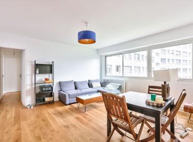 Séjour - Chambre 1 - Paris 20ème Ménilmontant - appartement à vendre avec PropriLib, l'agence immobilière à commission fixe