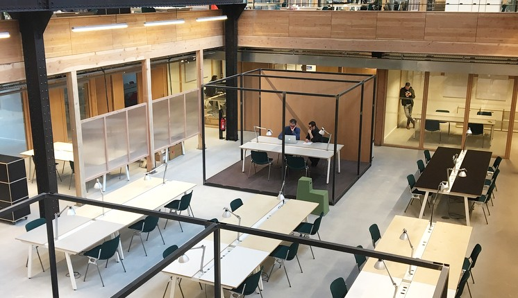 PropriLib intègre l'accélérateur de start-up Lyonnais H7 !
