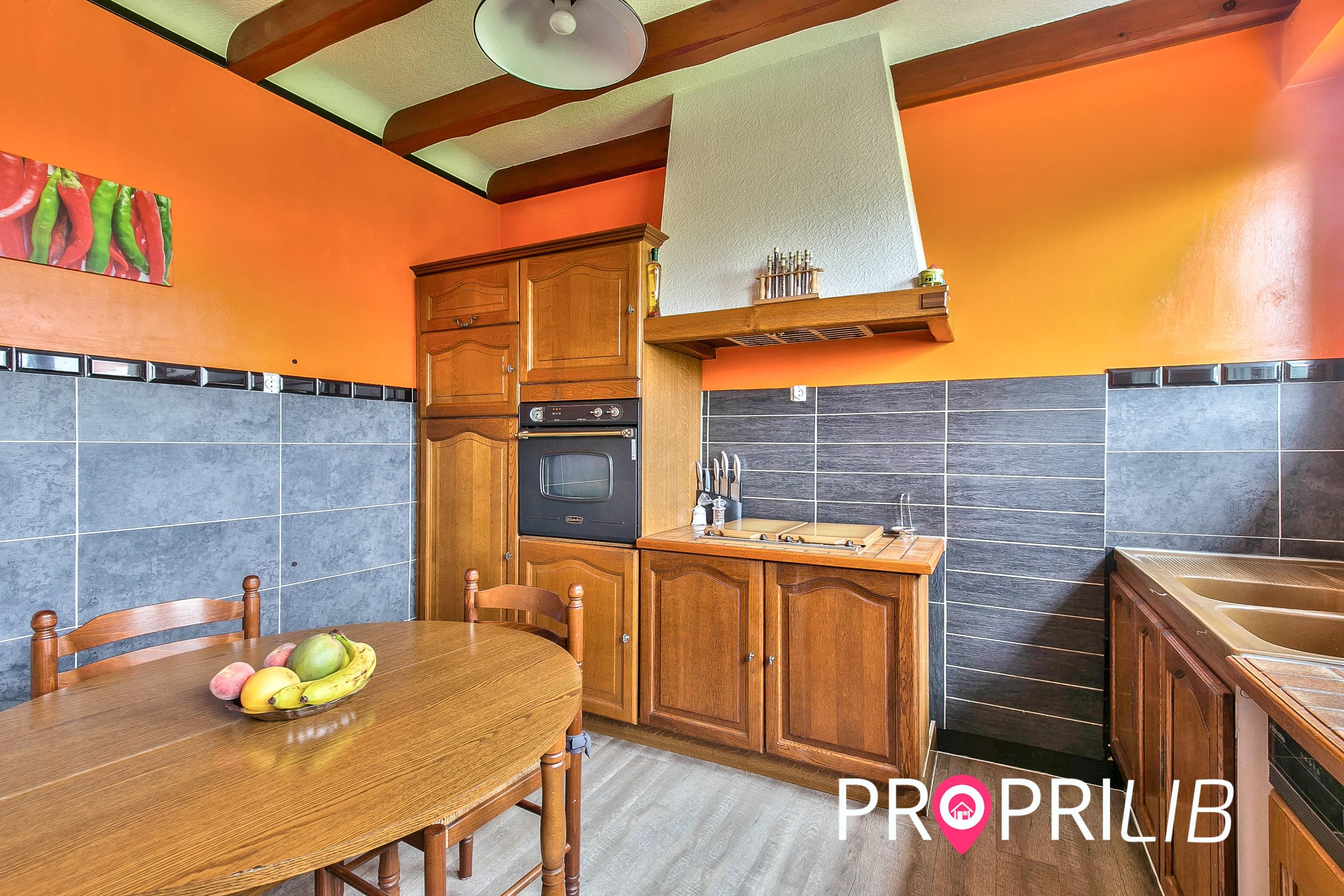 PropriLib l'agence immobilière en ligne au forfait vend cette maison à Villeneuve