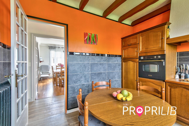 PropriLib l'agence immobilière sans commission vend cette maison à Villeneuve