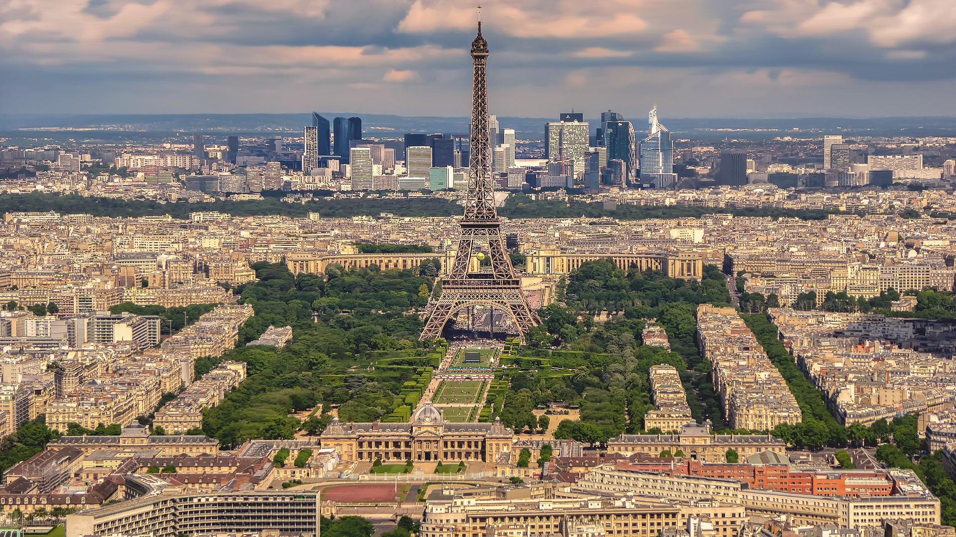 La flambée des prix de l'immobilier en Ile-de-France