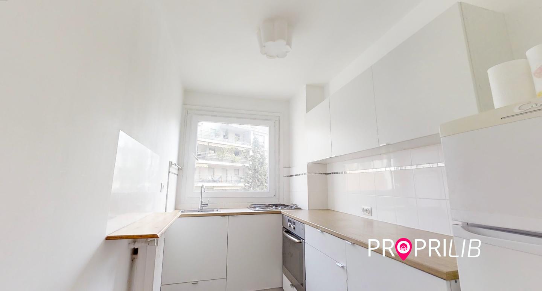 PropriLib l'agence immobilière en ligne à commission fixe vend cet appartement dans le 13ème