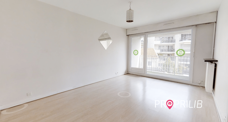PropriLib l'agence immobilière en ligne à prix fixe vend cet appartement dans le 13ème
