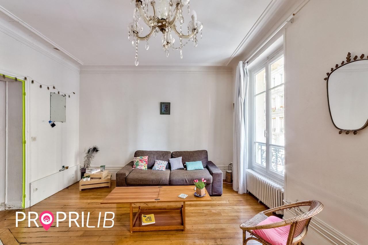 Paris - agence immobilière à faible commission fixe