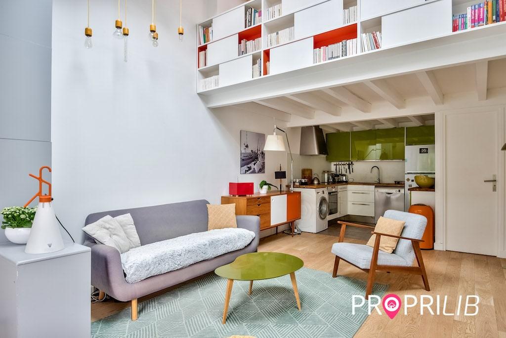 Paris - Agence immobilière à commission fixe