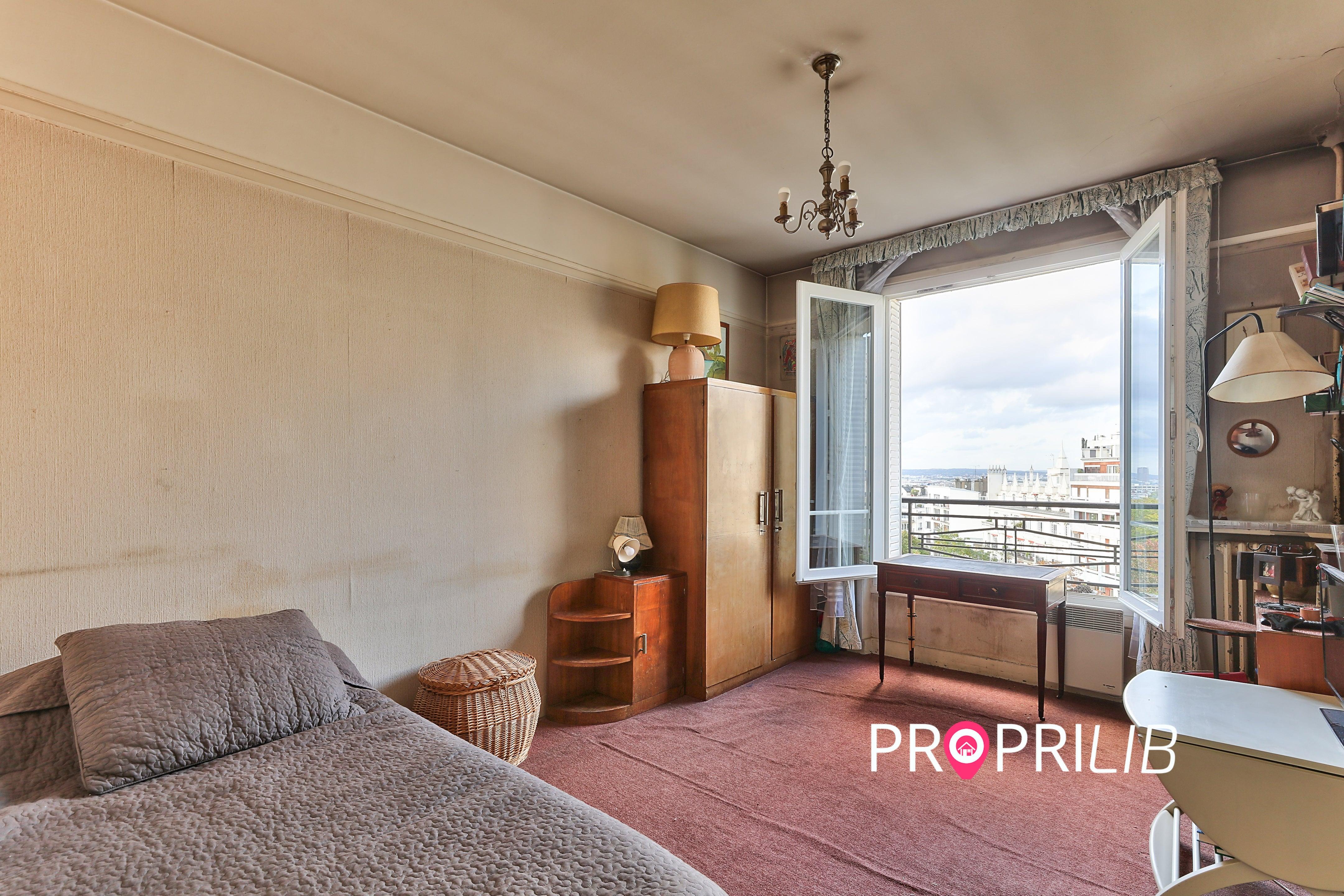 PropriLib l'agence immobilière en ligne à commission fixe vend cet appartement à Paris 19 ème