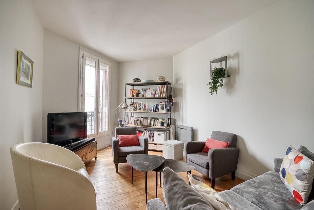 PropriLib l'agence immobilière en ligne vend cet appartement à  Boulogne-Billancourt