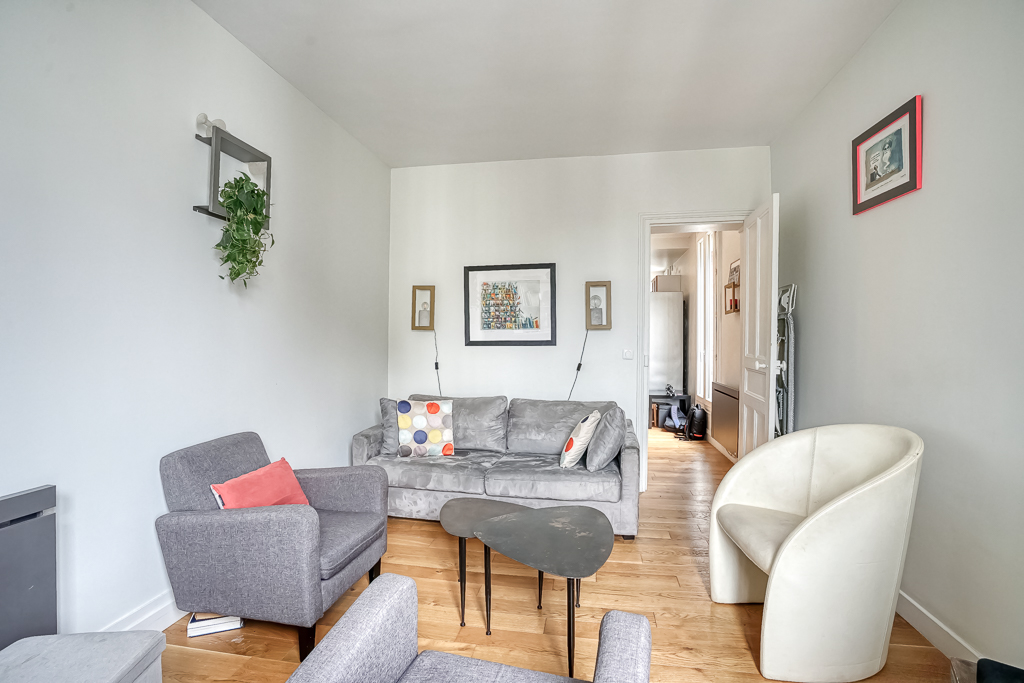 PropriLib l'agence immobilière en ligne à prix fixe vend cet appartement à Boulogne-Billancourt