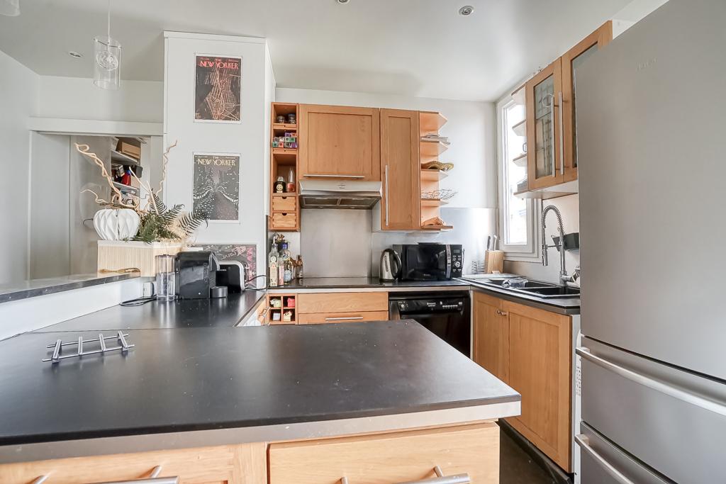 PropriLib l'agence immobilière en ligne à commission fixe vend cet appartement à  Boulogne-Billancourt