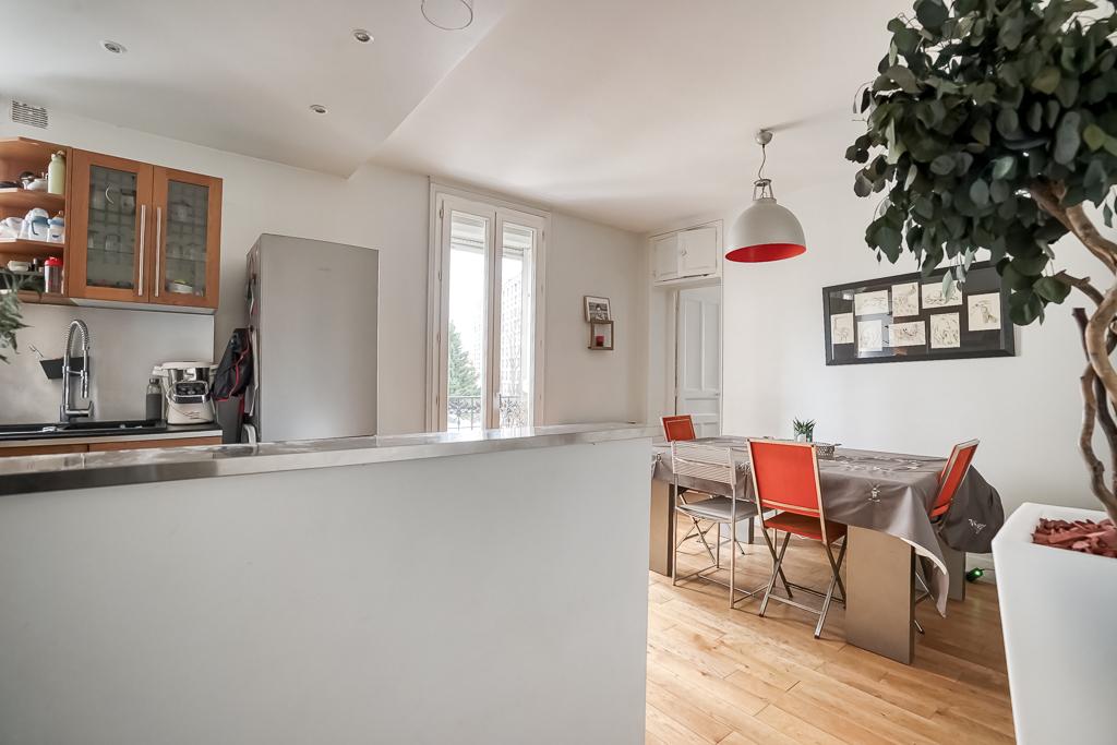 PropriLib l'agence immobilière sans commission vend cet appartement à  Boulogne-Billancourt