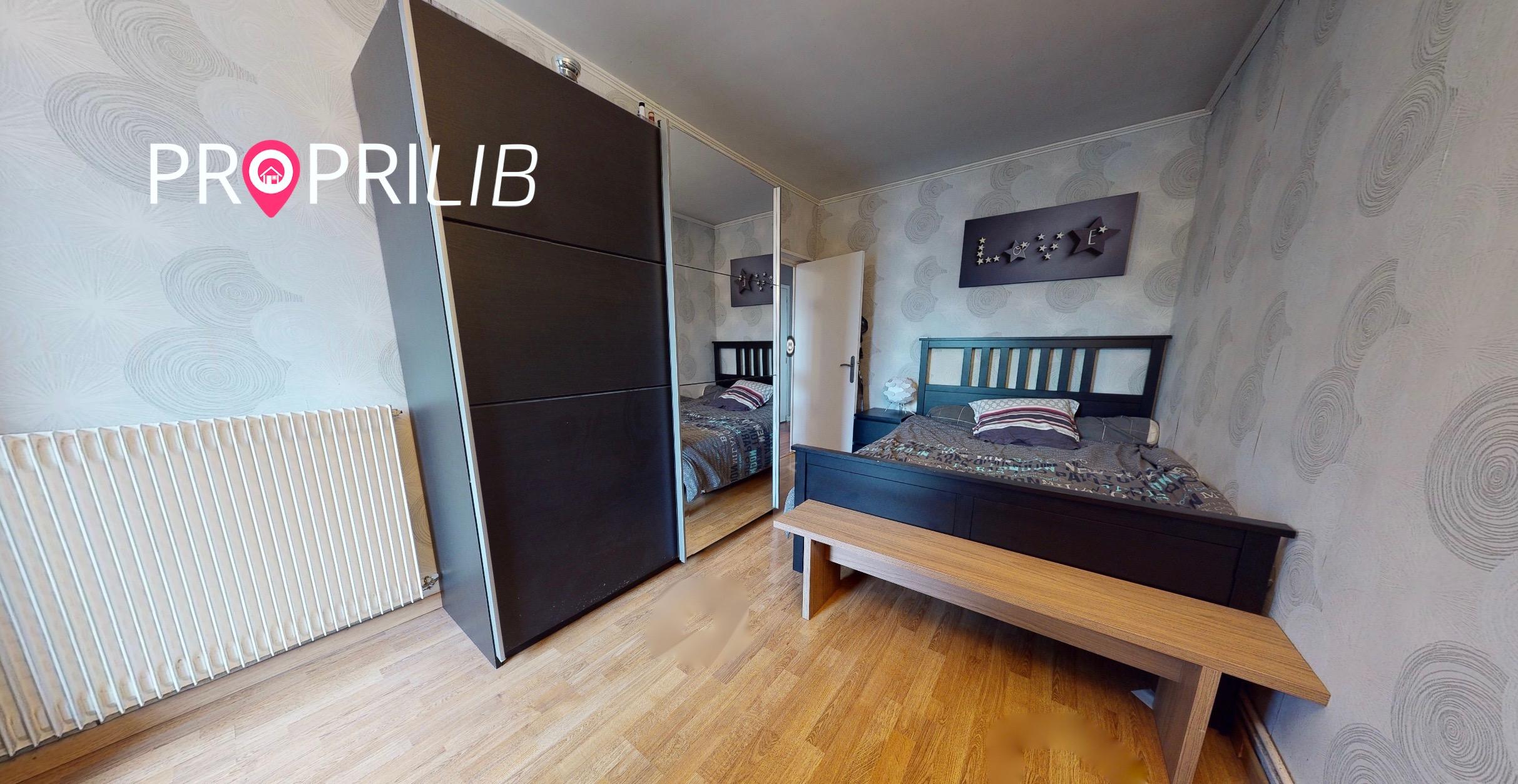 Neuilly Sur Marne Appartement 3 Pieces Calme Avec Loggia
