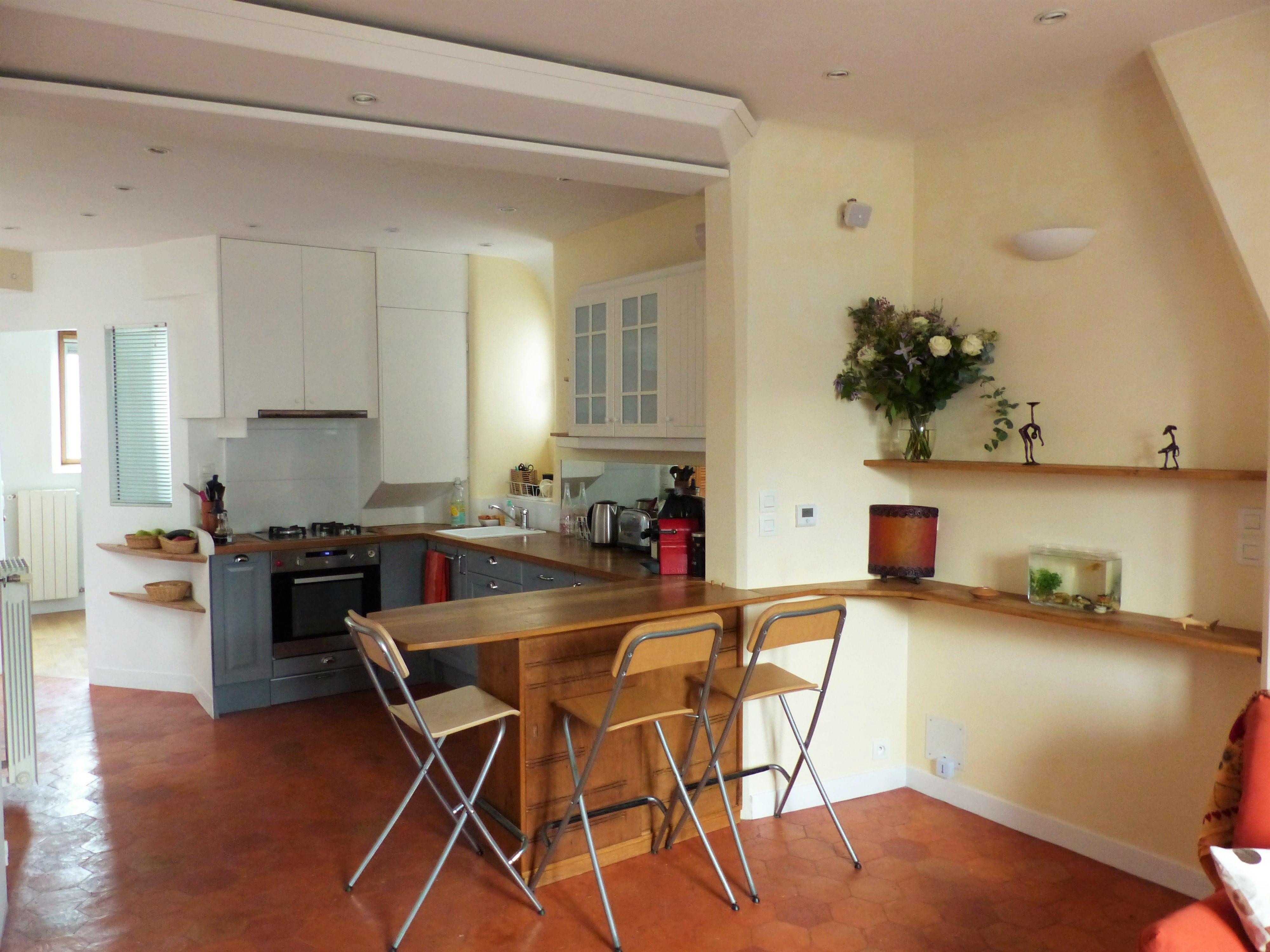 PropriLib l'agence immobilière en ligne à prix fixe vend cet appartement à Paris 17 ème