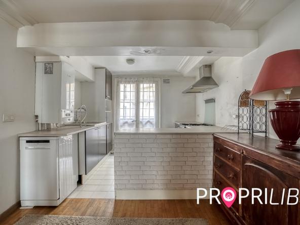 PropriLib l'agence immobilière sans commission vous propose cet appartement à Paris 5 ème