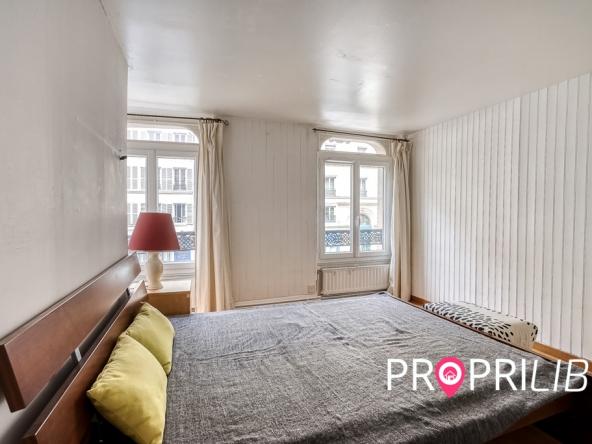 PropriLib l'agence immobilière en ligne au forfait vous propose cet appartement à Paris 5 ème