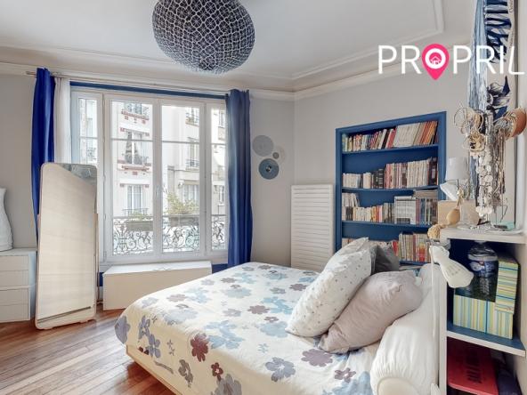PropriLib l'agence immobilière sans commission vend cet appartement à Asnières-sur-Seine