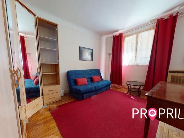 PropriLib l'agence immobilière sans commission vous propose cet appartement dans le 7 ème