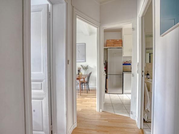 PropriLib l'agence immobilière en ligne au forfait vend cet appartement à Asnières-sur-Seine