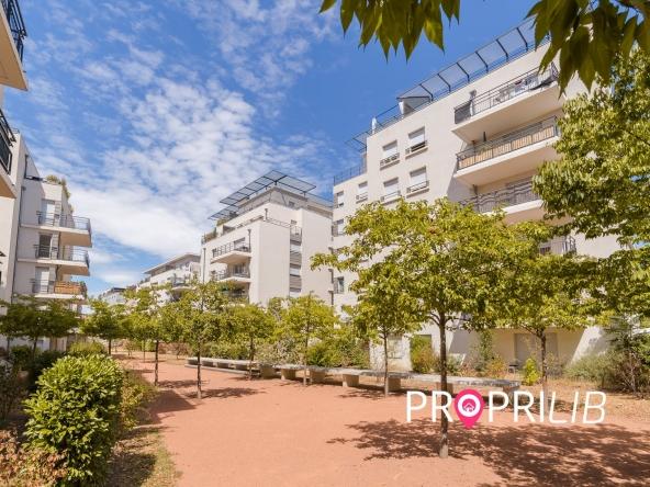 PropriLib l'agence immobilière sans commission vend cet appartement à Lyon 8 ème