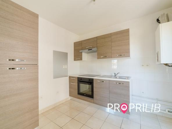 PropriLib l'agence immobilière en ligne vend cet appartement à Lyon 8 ème