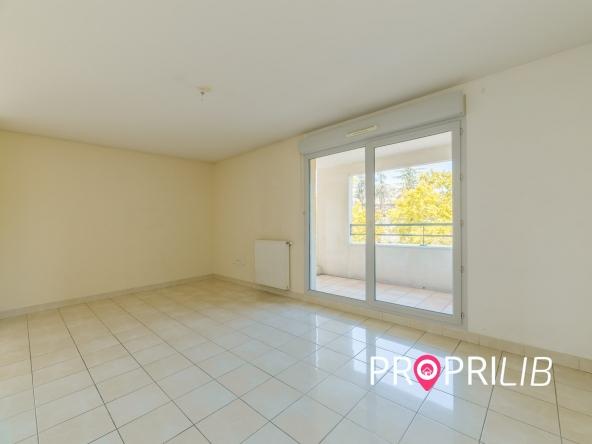 PropriLib l'agence immobilière en ligne au forfait vend cet appartement à Lyon 8 ème