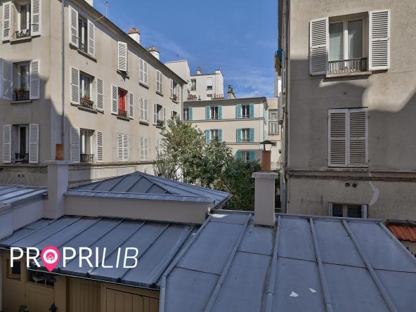 PropriLib l'agence immobilière en ligne à prix fixe vous propose cet appartement à Paris 14 ème