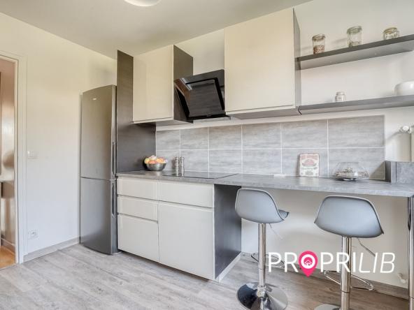 PropriLib l'agence immobilière en ligne à prix fixe vous propose cet appartement à Saint-Maur-Des-Fossés