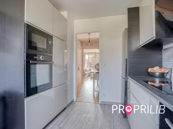 PropriLib l'agence immobilière sans commission vous propose ce 3 pièces à Saint-Maur-Des-Fossés