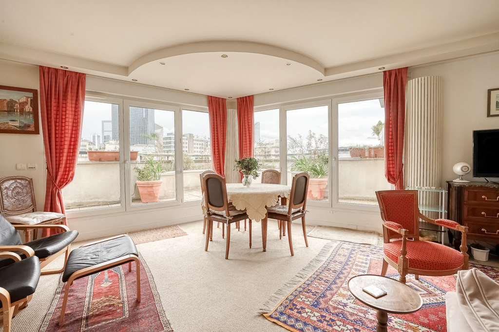 Courbevoie immobilier