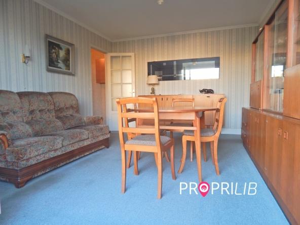 PropriLib l'agence immobilière en ligne à commission fixe vous propose cet appartement à La Garenne Colombes