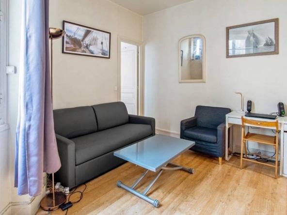 PropriLib l'agence immobilière en ligne à prix fixe vend cet appartement à Paris 16 ème