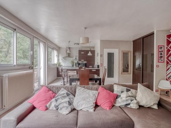 PropriLib l'agence immobilière en ligne au forfait vend cet appartement à Le Pecq