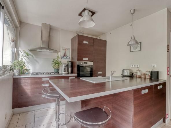 PropriLib l'agence immobilière sans commission vend cet appartement à Le Pecq