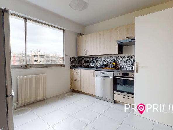 PropriLib l'agence immobilière en ligne vend cet appartement à Lyon 5 ème