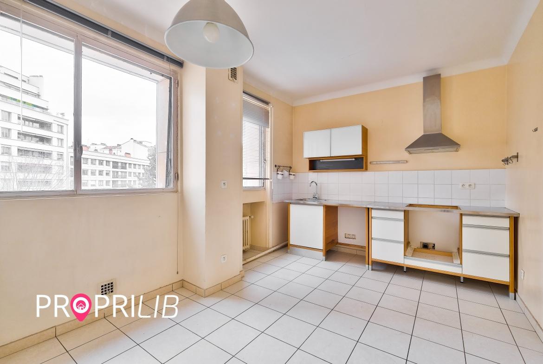 Vente immobilière à Lyon 6ème