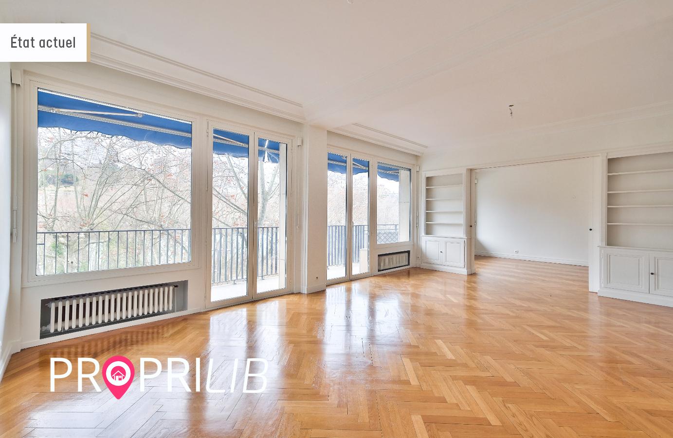 Lyon 6 - Tête d'Or - appartement à vendre