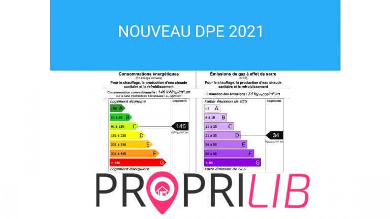 Le DPE va être réforme en juillet 2021 afin de responsabiliser le propriétaire vendeur et le diagnostiqueur