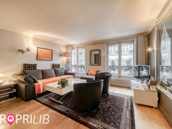 Vente immobilière à Paris 9ème - Saint-Georges