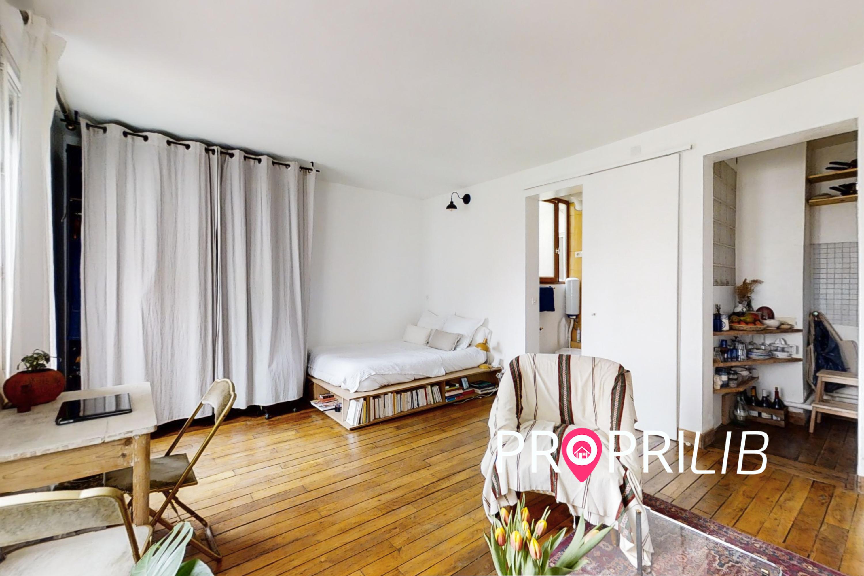 Vente immobilière à Paris 11ème