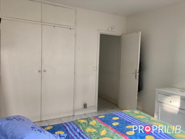 Chambre parent2 - Bondy - PropriLib