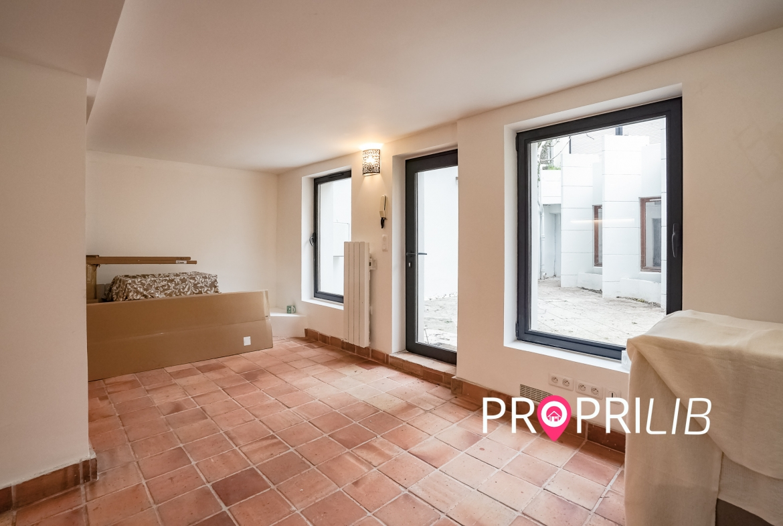 Vente immobilière à Paris 20ème