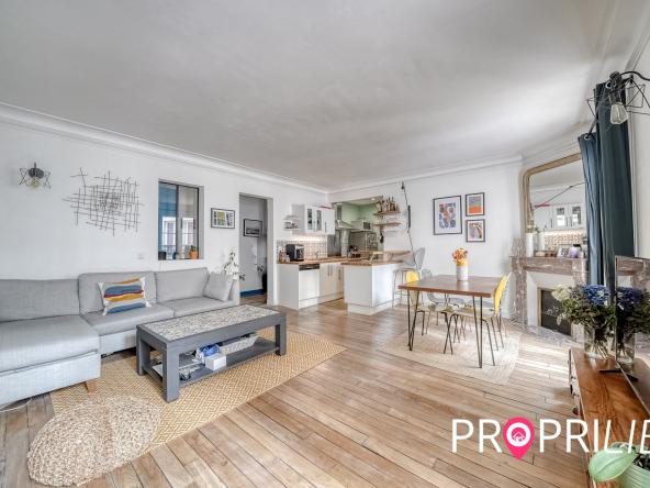 agence immobilière à prix fixe à Paris 9ème - Blanche
