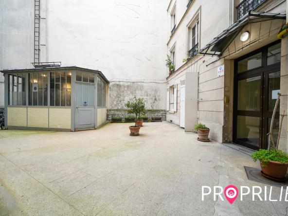 agence immobilière pas cher à Paris 9ème - Blanche