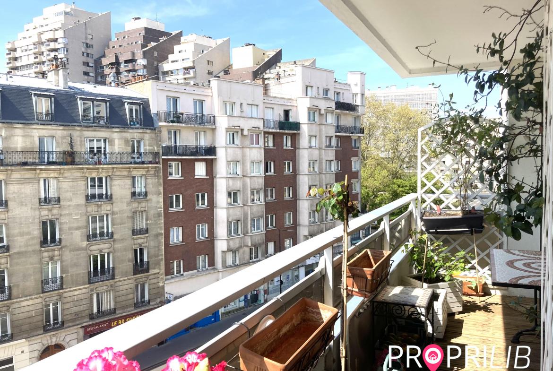 Vente immobilière à Courbevoie – Hôtel de ville