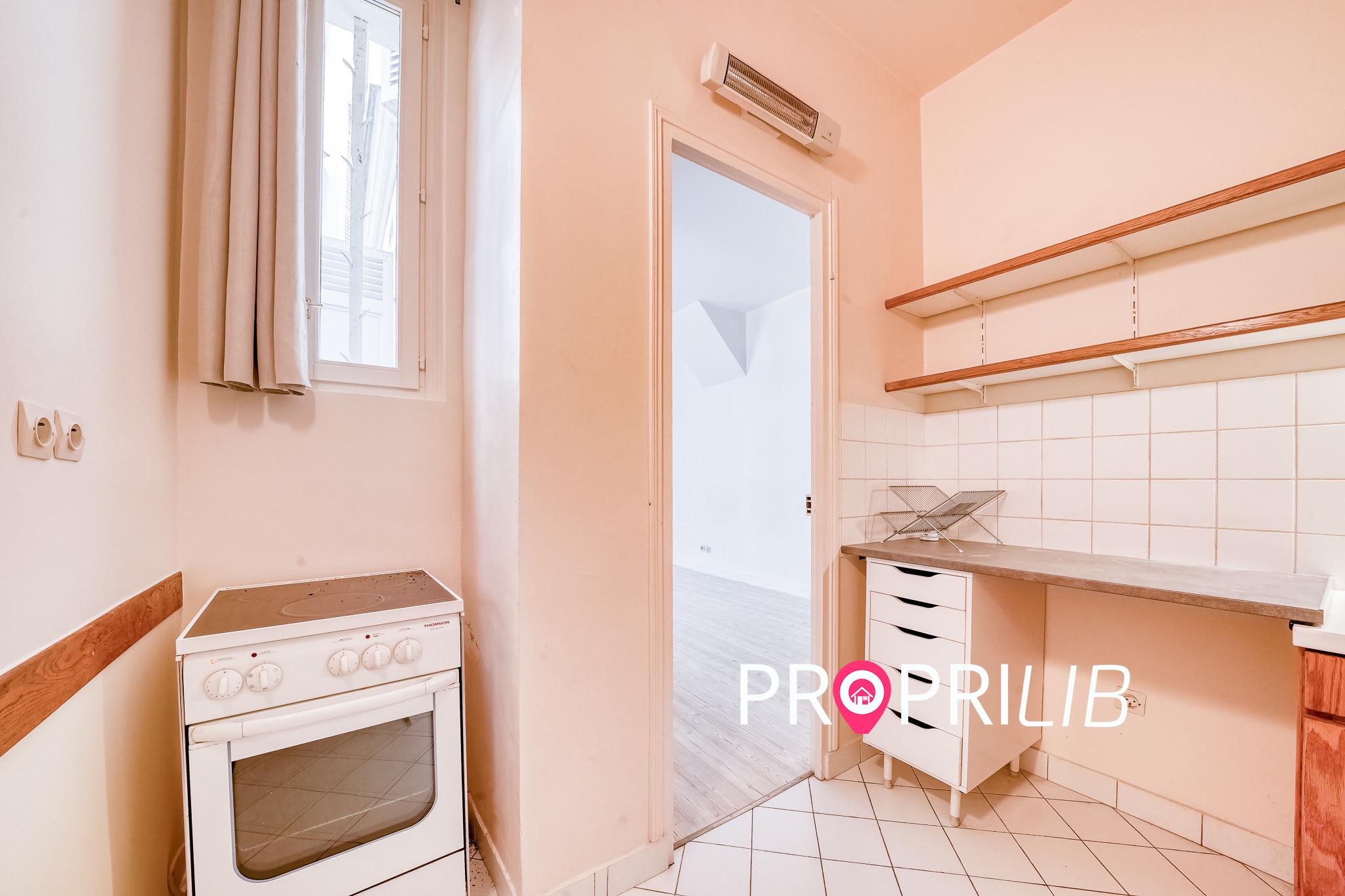 Vente immobilière à Paris 17ème